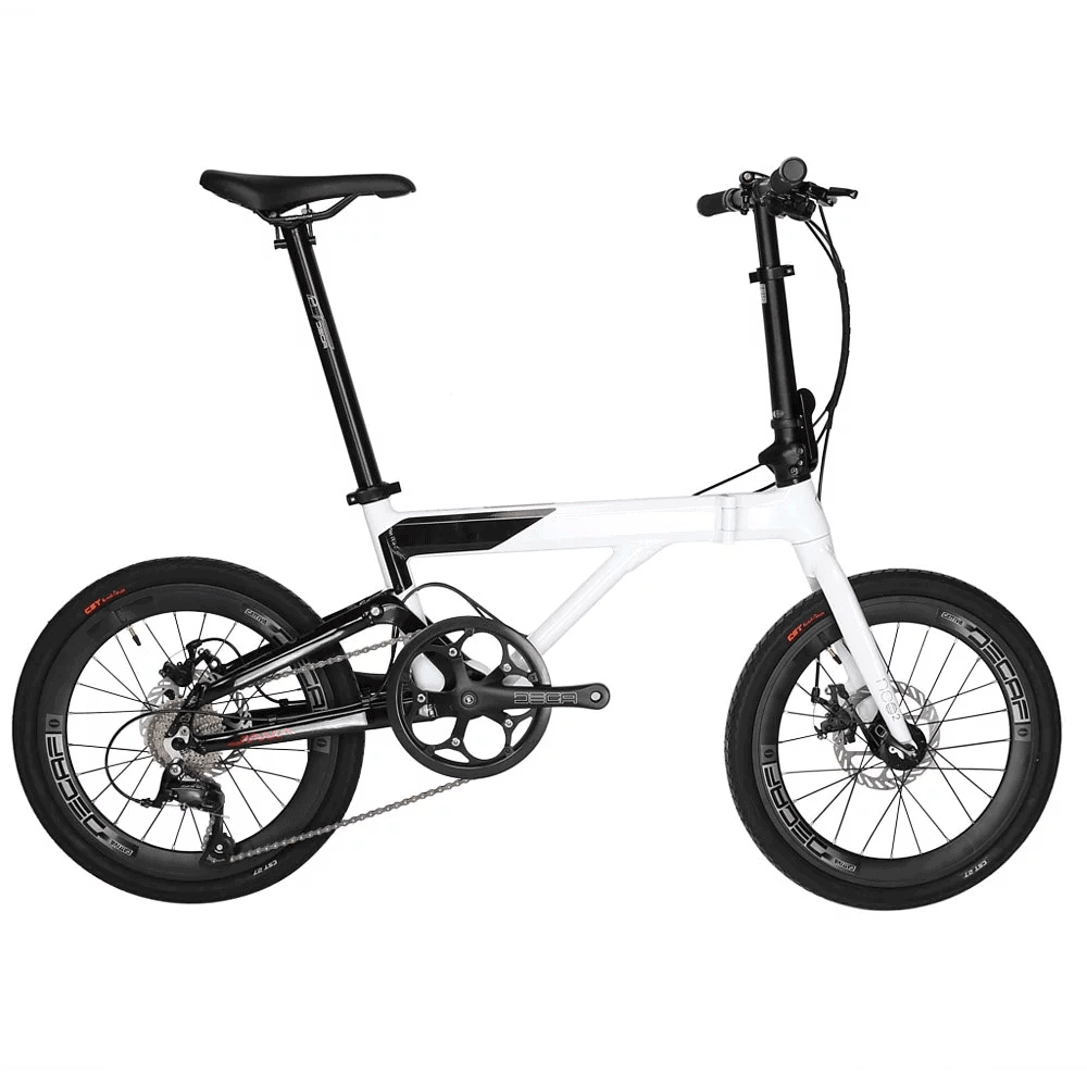 JAVA NEO – 3 Step Folding Bike with 9 speed SORA
