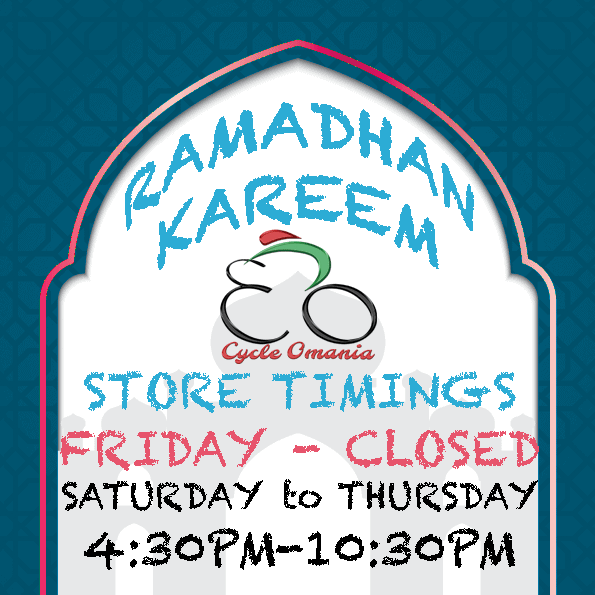 2019 Ramadhan and Eid Store Timings