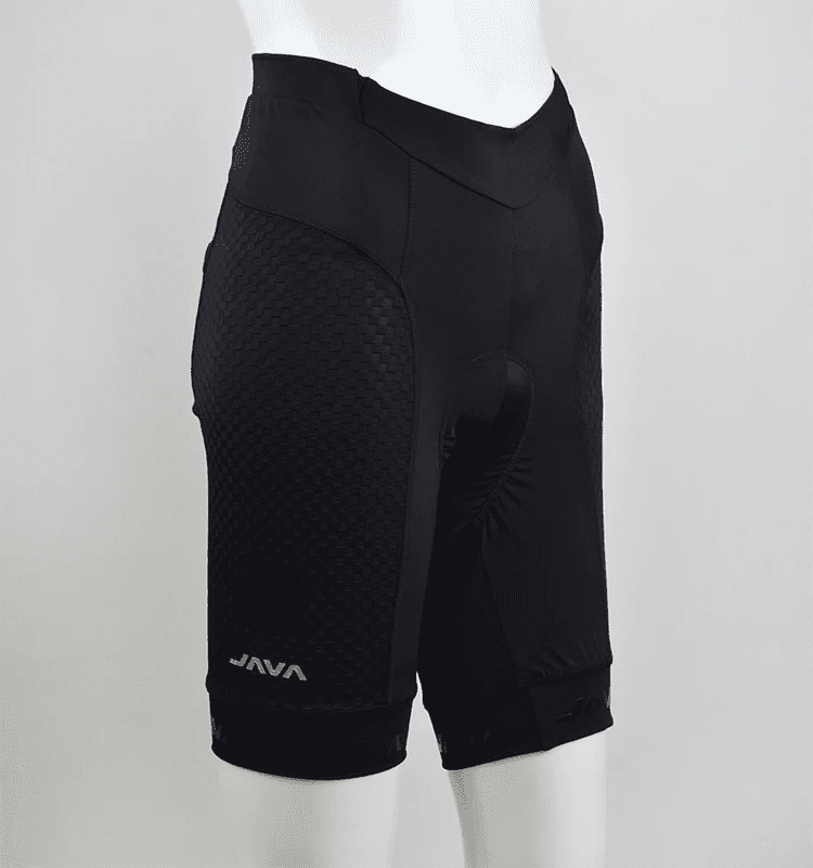JAVA Cycling pants short for women – black